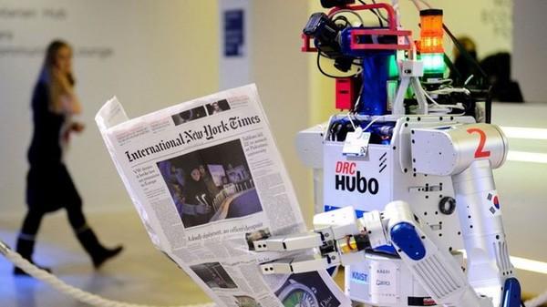 Công ty Nhật sa thải 34 nhân viên, thay thế bằng robot