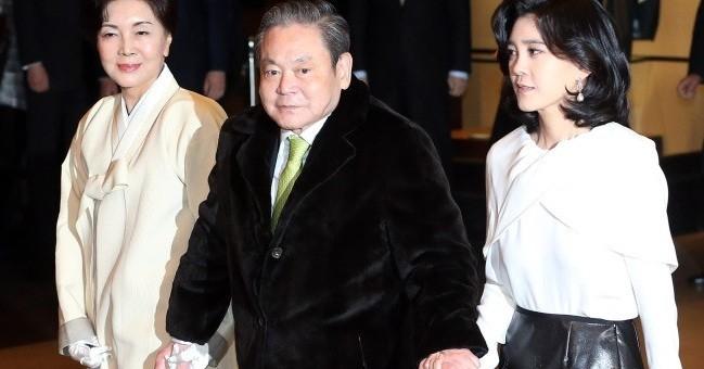 Bí ẩn nữ đại gia đằng sau ông chủ Tập đoàn Samsung