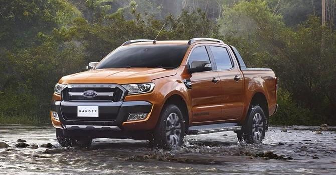 Triệu hồi gần 15.000 xe bán tải Ford Ranger vì dính lỗi