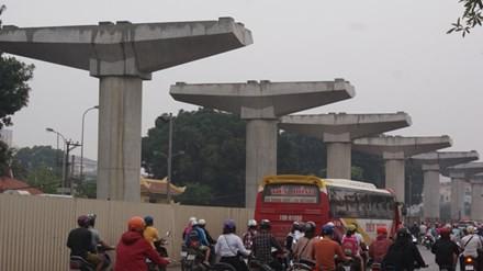 Dự án đường sắt đô thị Nhổn - Ga Hà Nội: Đội giá 300%