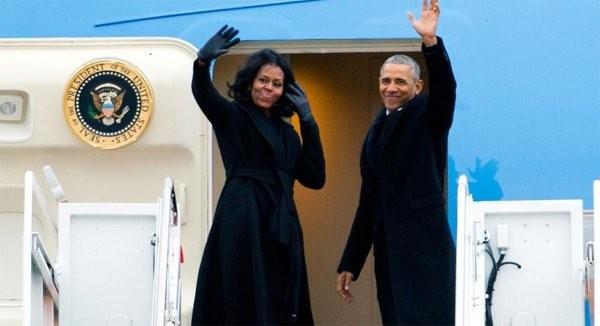 Vợ chồng Obama ngày càng giàu hơn