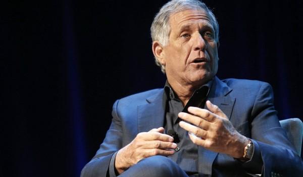 Được trả 56,8 triệu USD/năm, CEO Les Moonves có thu nhập cao nhất nước Mỹ