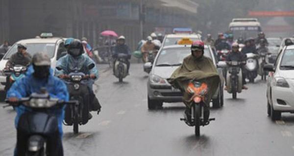 Chuyên gia thời tiết: Đến tháng 5, mưa phùn, nồm, ẩm ở Hà Nội mới kết thúc