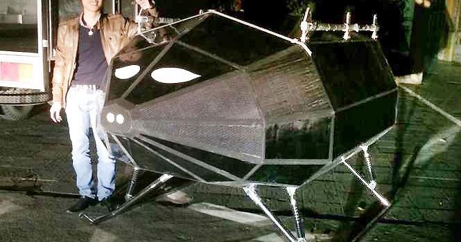 """Bộ Kế hoạch và Đầu tư sẵn sàng gặp kỹ sư 8X chế tạo phi thuyền không gian """"Made in Vietnam"""""""