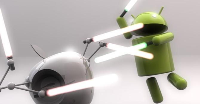 """9 lĩnh vực Apple """"so găng"""" Google không phải ai cũng biết hết"""