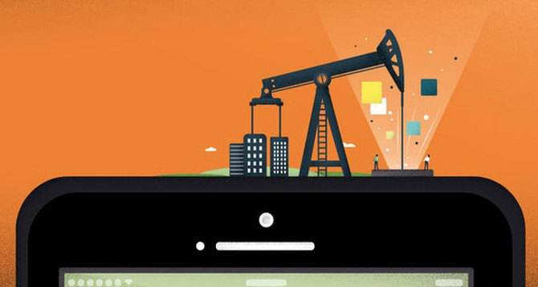 Chiến tranh tài nguyên: Dữ liệu vs dầu mỏ