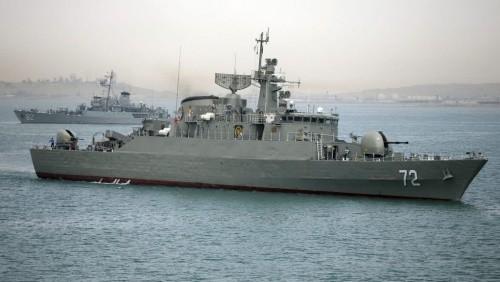 Iran triển khai tàu chiến tới Oman giữa căng thẳng vùng Vịnh
