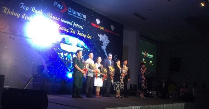 Pay Diamond: Ai sẽ hưởng lợi từ trò lừa kinh điển về đa cấp?