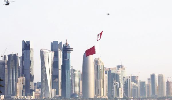 Giông bão liệu có nhấn chìm Qatar?