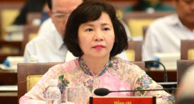 """Image result for Bà Hồ Thị Kim Thoa đã """"thổi"""" 4.700 mét vuông đất """"bay"""" vào túi ai?"""