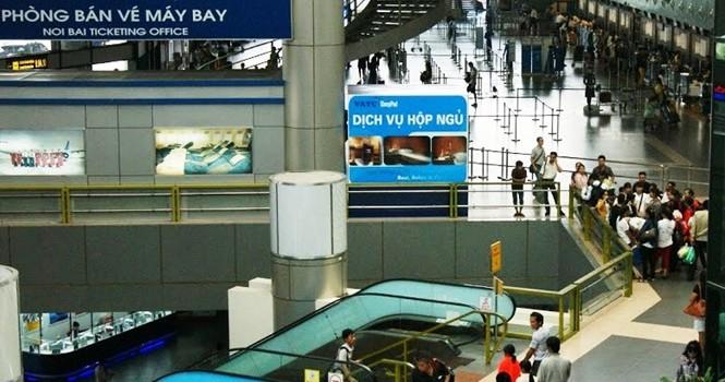Sửa Nhà ga T1 Nội Bài 8 tháng: Có lo lỡ chuyến bay?