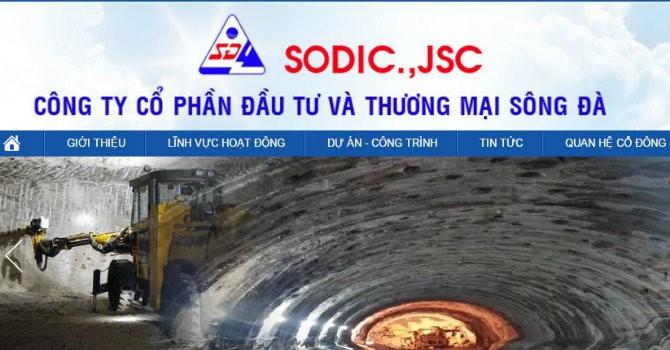 Đầu tư và Thương mại Sông Đà bị phạt 275 triệu đồng