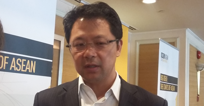 Ông Andy Ho: Muốn gia nhập thị trường mới nổi, Việt Nam cần nới room