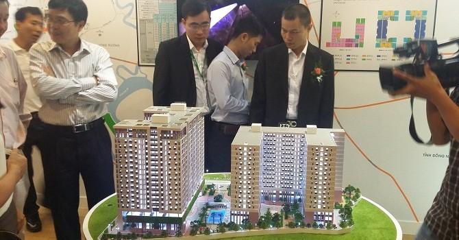 TP.HCM: Khởi công dự án căn hộ giá trên dưới 1 tỷ tại Quận 9