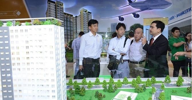 """TP.HCM: Khu vực nào hút khách """"ngoại"""" mua nhà?"""