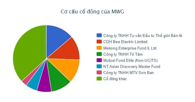CDH Electric Bee Limited đăng ký bán 4,4 triệu cổ phiếu Thế giới Di động