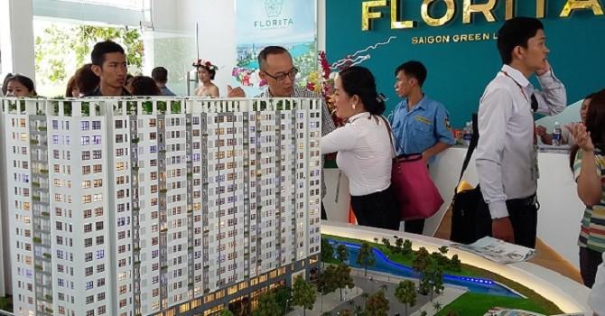 Giá nhà ở Hà Nội và TP.HCM tăng giảm trái chiều trong quý III