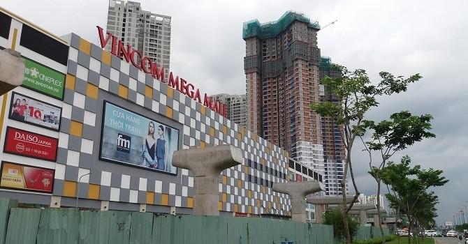 """[Ảnh] Toàn cảnh bất động sản khu Đông Sài Gòn sau giai đoạn tăng """"nóng"""""""