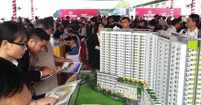 Sài Gòn liên tục bung hàng nhà giá tầm 1 tỷ