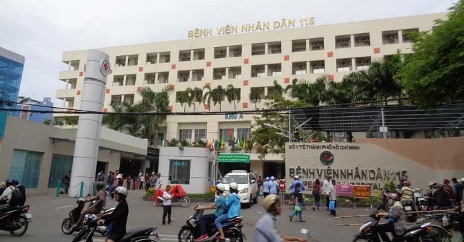 TP.HCM giao tập đoàn Vạn Thịnh Phát lập đề xuất dự án đầu tư xây dựng lại Bệnh viện Nhân dân 115