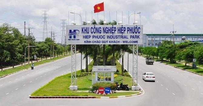 """TP.HCM """"thúc"""" các dự án tại 10 khu công nghiệp"""