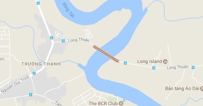 """Thêm hơn 1.100 tỷ đồng """"rót"""" vào khu Đông Sài Gòn để xây cầu, nạo vét sông"""