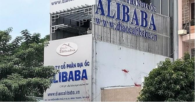 Khách hàng chính thức khởi kiện địa ốc Alibaba