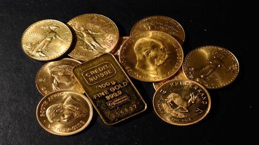 """""""Mù"""" thông tin, giá vàng bám mốc trung bình 50 ngày"""
