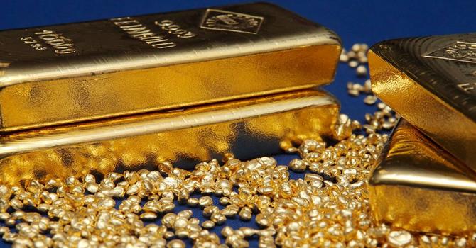 Giá vàng chốt tuần tại đỉnh cao nhất từ đầu tháng