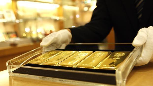 Giá vàng đảo chiều tăng phiên chào tuần
