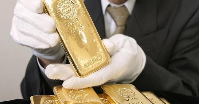 Giá vàng đo đáy 1 tuần trước thềm họp Fed