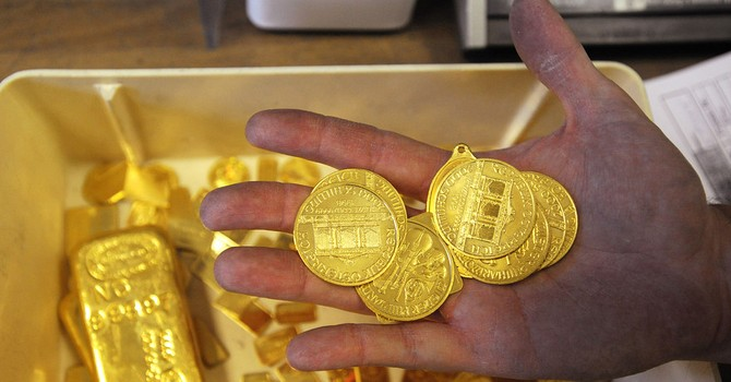 Giá vàng chốt quý tăng mạnh nhất gần 30 năm