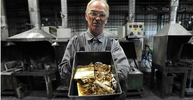 Giá vàng sẽ thủng mốc 1.000USD/oz trong năm 2017?
