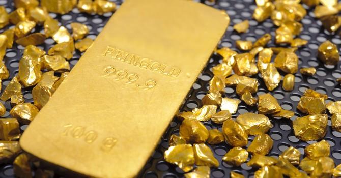 Giá vàng đảo chiều lên đỉnh 3 tuần