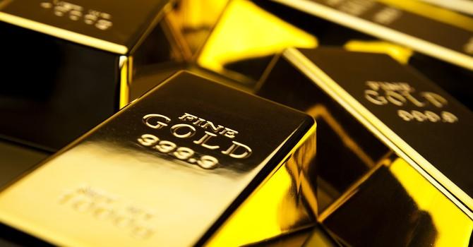 Giá vàng lên đỉnh 2 tuần