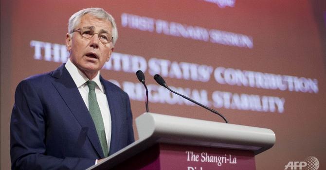 Bộ trưởng Quốc phòng Mỹ chỉ trích Trung Quốc trong Đối thoại Shangri-La
