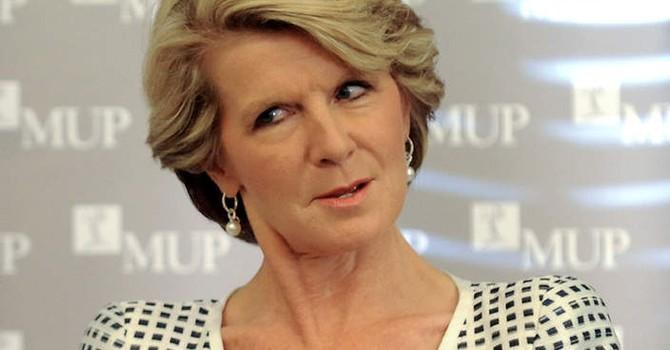 Ngoại trưởng Úc: Đừng lầm tưởng sẽ thu lợi từ một Trung Quốc trỗi dậy hòa bình