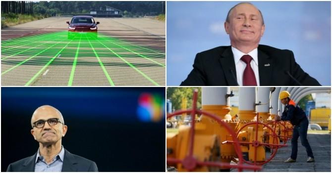 """Thế giới 24h: Giá dầu đổ dốc vì Iran, Microsoft """"khủng hoảng tuổi trung niên"""""""