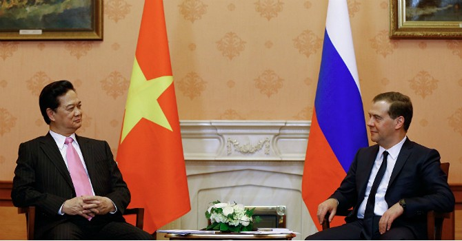 """Ông Medvedev: """"Xin nói thẳng, Việt Nam là trường hợp ngoại lệ"""""""