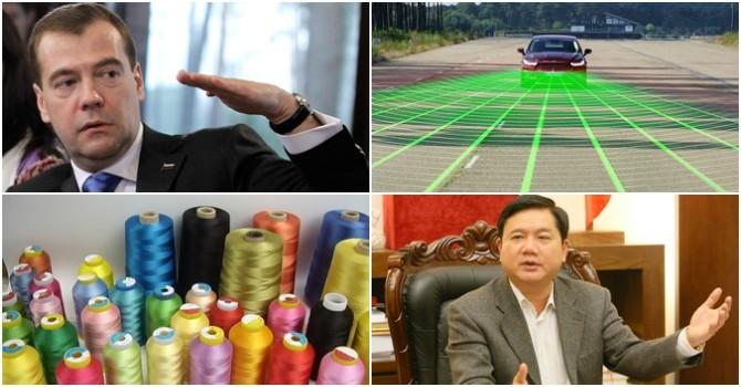 Ông Medvedev mở khả năng thanh toán bằng VND, ngành ôtô cầu cứu