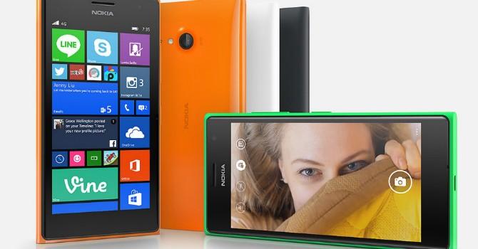 Microsoft công bố giá Lumia 730 và Lumia 535