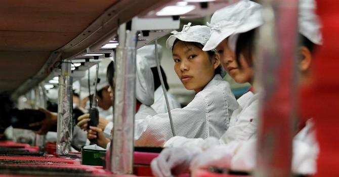Tạp chí Wired: Cái chết dần mòn của công nhân nhà máy ở Trung Quốc