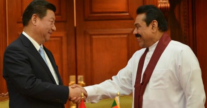 Doanh nghiệp Trung Quốc hưởng lợi từ một Sri Lanka tham nhũng?