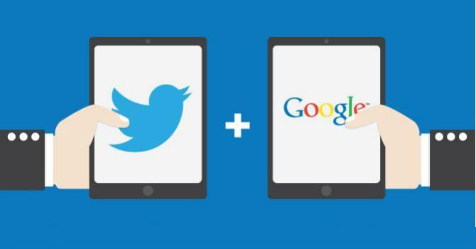 Rộ tin đồn Google lăm le thâu tóm Twitter