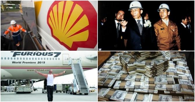 Thế giới 24h: Hàng hiệu ăn theo Fast & Furious 7, ông lớn dầu khí Anh gục ngã
