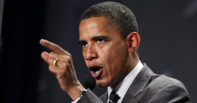 Ông Obama phát thông điệp với Trung Quốc về vấn đề Biển Đông