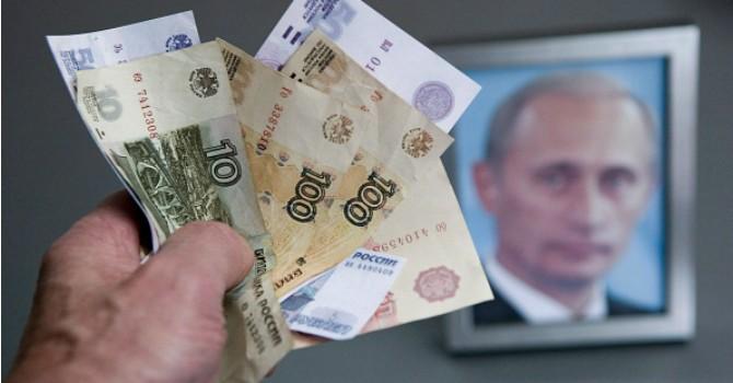 3 lầm tưởng về sức mạnh đồng Rúp của quan chức Nga