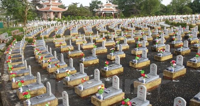 """Nhiều dự án xây dựng nghĩa trang ở Hà Nội bị """"đắp chiếu"""" hàng năm"""