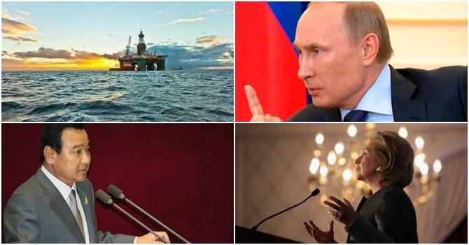 Thế giới 24h: Nga sắp công bố thu nhập của ông Putin, Ấn Độ khoan dầu khí ở Việt Nam