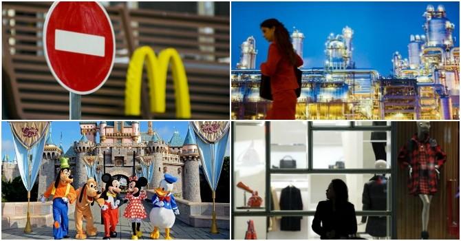 """Thế giới 24h: McDonald's đóng cửa hàng tại Nga, Nokia chật vật """"vượt cạn"""""""